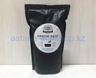 Английская соль (сульфат магния, магнезия) для принятия ванн — 1 кг