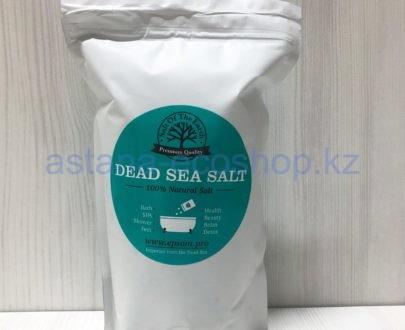 Соль мертвого моря для принятия ванн — 1 кг