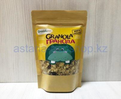 Гранола (без сахара, без глютена) — 200 г