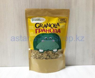 Гранола (без сахара, без глютена) — 450 г