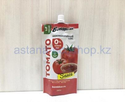 Соус BombBar 'Томато' низкокалорийный (без сахара, без глютена) — 240 г
