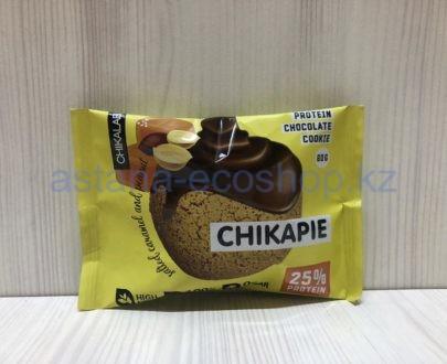 Печенье BombBar протеиновое шоколадное, арахис (без сахара) — 60 г