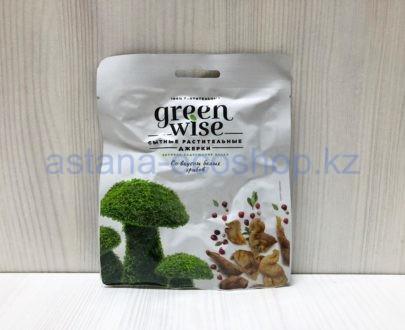 Сытные растительные джерки Green Wise со вкусом белых грибов — 36 г
