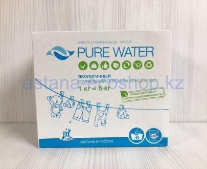 Экологичный стиральный порошок-концентрат Pure Water — 1 кг