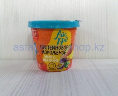 Мороженое протеиновое 'Манго маракуйя' (без сахара) — 75 г