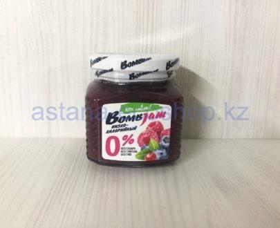 Низкокалорийный джем BombBar 'Лесная ягода' (без сахара, без глютена) — 250 г