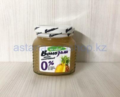 Низкокалорийный джем BombBar 'Ананас' (без сахара, без глютена) — 250 г