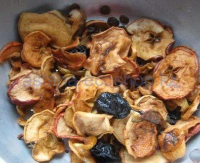 Сухофрукты для компота — 100 г