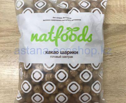Готовый завтрак какао шарики (без сахара, без глютена) — 100 гр