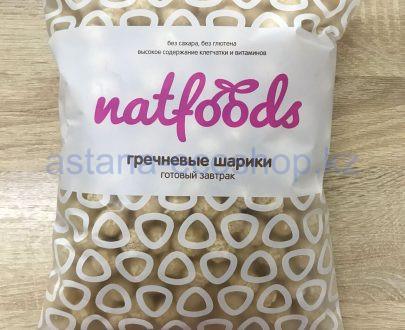 Гречневые шарики (без сахара, без глютена) — 75 гр