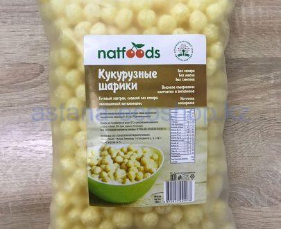 Кукурузные шарики (без сахара, без глютена — 100 гр