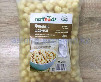 Ячневые шарики (без сахара, без глютена — 100 гр
