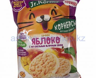 Jr. Korner корнерсы детские хлебцы сочное яблоко 30 гр 220